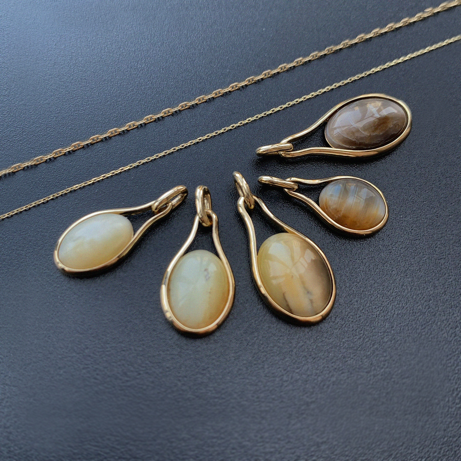 Yellow Moonstone