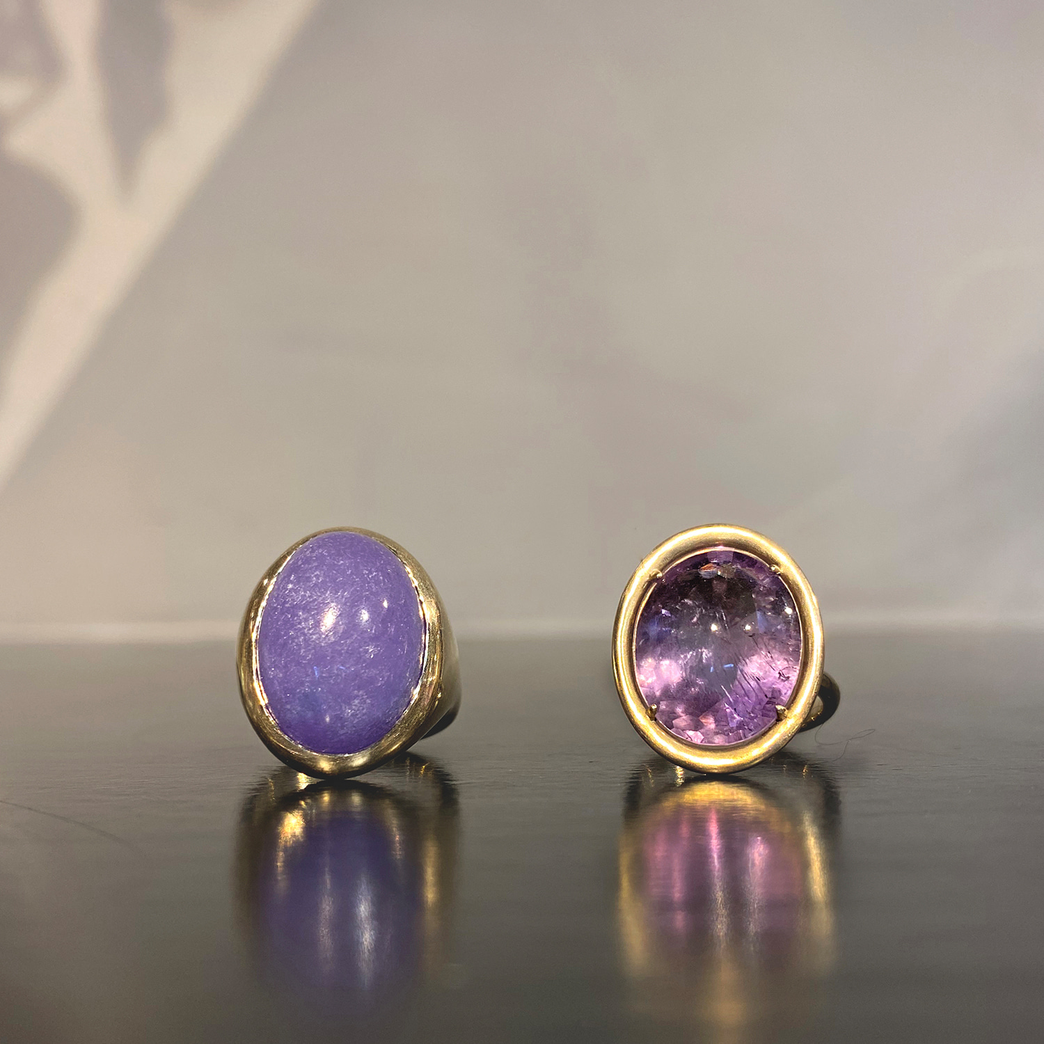 PURPLE LIMITED RING